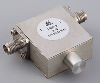 3-6 GHz Coaxial Series  TG501H