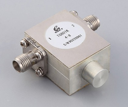 5-10 GHz Coaxial Series  TG601K