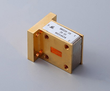 26.4-40.1 GHz Waveguide Series  BH320-10