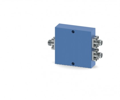 8-12.4 GHz 2 Way Power Dividers OPD-2-80124S