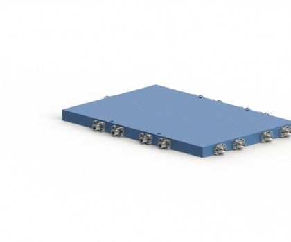 3.7-4.2 GHz 12 Way Power Divider OPD-12-3742-S