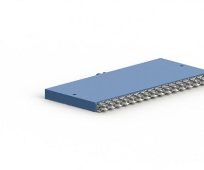5.8-6.4 GHz 16 Way Power Divider OPD-16-5864-S