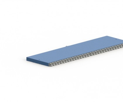 3.7-4.2 GHz 32 Way Power Divider OPD-32-3742-S