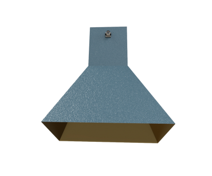 "1-2GHz Broad band Horn Antenna ""Octave Horn Antenna"""