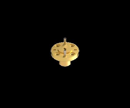 100-112 GHz Conical Horn Antenna OCN-08-15