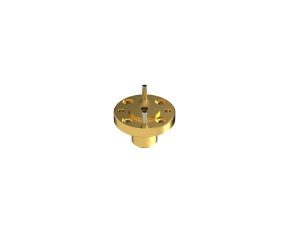 100-112 GHz Conical Horn Antenna OCN-082-15