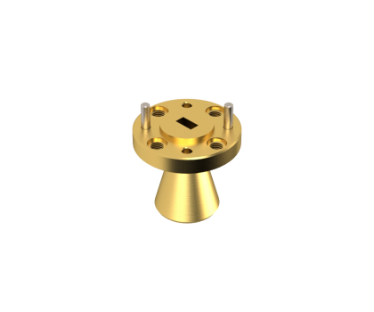 58-68 GHz Conical Horn Antenna OCN-15-15