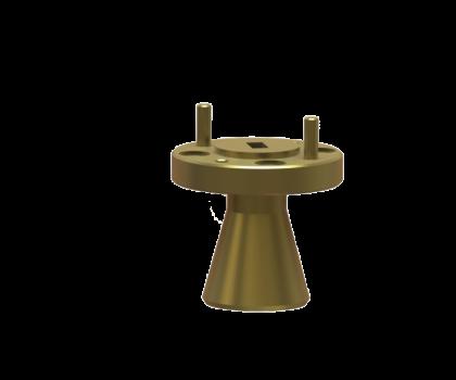 68-77 GHz Conical Horn Antenna OCN-12-15