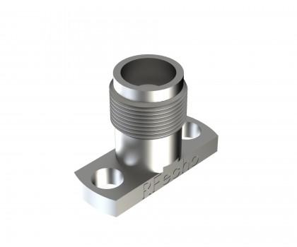 18-40 GHz 2.92mm (K) Connectors D360-P20-F04