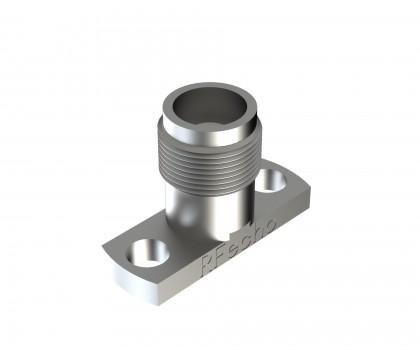 18-40 GHz 2.92mm (K) Connectors D360-P09-F05-B