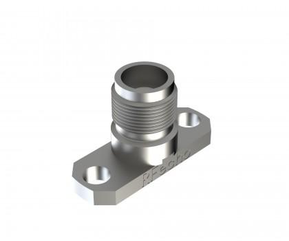 18-40 GHz 2.92mm (K) Connectors D360-P09-F06