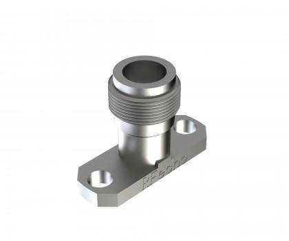 18-67 GHz 1.85mm (V) Connectors D180-P09-F06-B