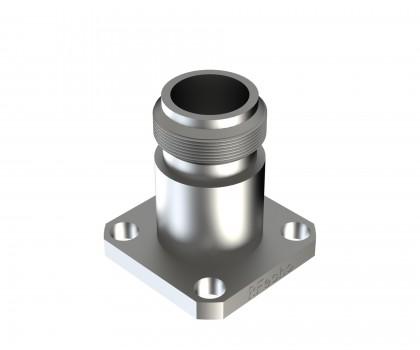 18 GHz TNC Connectors D400-P18-F07-A